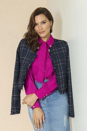 1 casaqueto tweed catia frente
