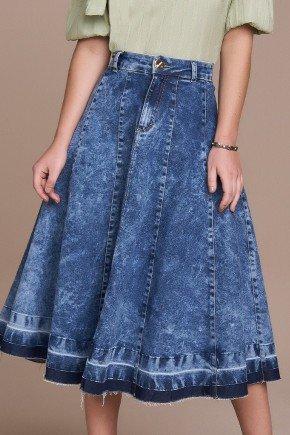 saia gode jeans barra desfeita titanium baixo