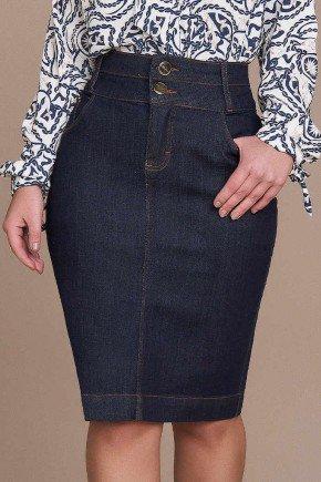 saia jeans sustentavel cos duplo titanium baixo