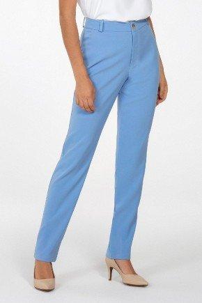 calca de alfaiataria azul lucia frente