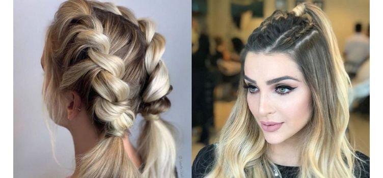 12 penteados para cabelos longos!