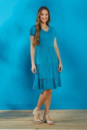 vestido azul tiffany saia tres marias tata martello