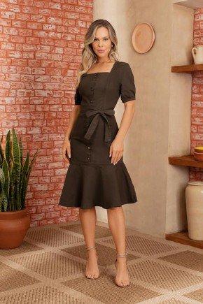 vestido marrom via tolentino 2