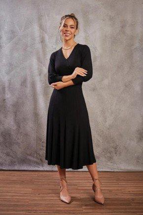 vestido preto via tolentino 2