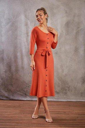 vestido laranja via tolentino 3