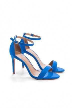 sandalia azul salto fino zyra di valentini 2