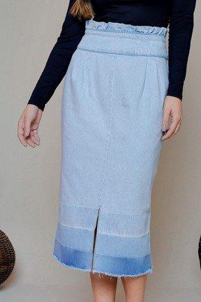 saia midi jeans tradicional iraci challot hadock 1