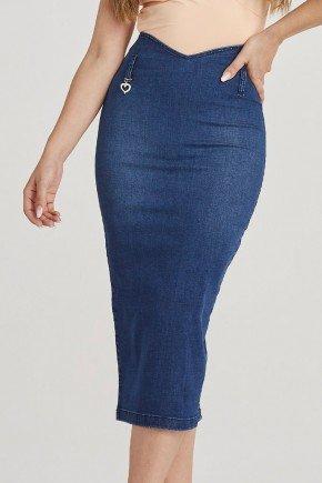 saia feminina jeans maxi midi reta dalila challot hadock 1