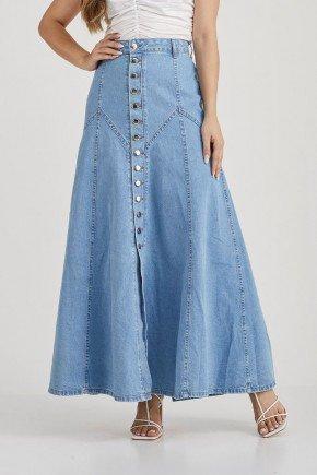 saia longa azul claro isis 1
