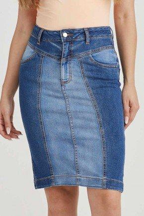 saia jeans recorte frontal leona challot hadock 1