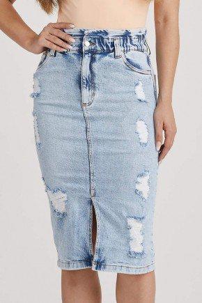 saia jeans lapis midi vanusa challot hadock 1