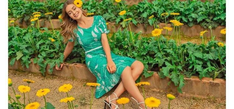 Looks de verão elegantes e recatados para cristãs