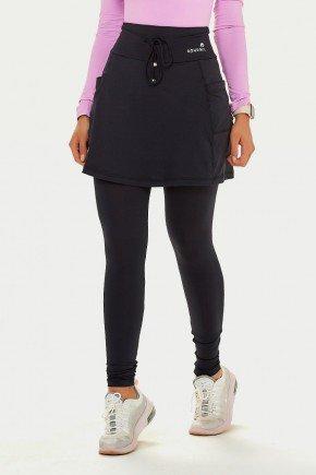 saia calca comprida preta poliamida com protecao uv50 epulari moda fitness modesta 6