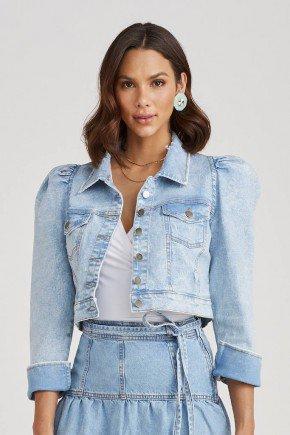 jaqueta jeans feminina cropped luna challot hadock 7