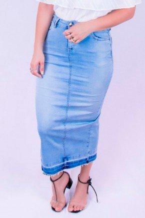 saia jeans max midi barra desfiada evelin challot hadock 6