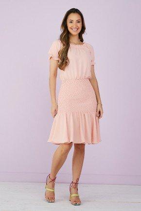 vestido ciganinha crepe rosa tata martello 7
