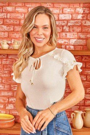 blusa off white com amarracao e babadinhos via tolentino 5