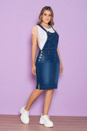 salopete jeans detalhes recortes nitido jeans 5