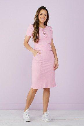 conjunto rosa bolsos canguru 6
