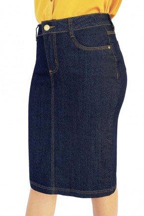 saia jeans reta classica dyork jeans 6