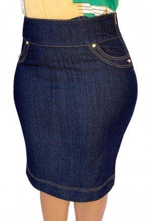 saia jeans reta classica cos largo dyork jeans 6