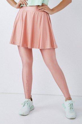 saia calca comprida rose poliamida com ziper modelagem da saia gode epulari 6