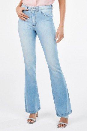 calca jeans flare azul claro sasha principessa1
