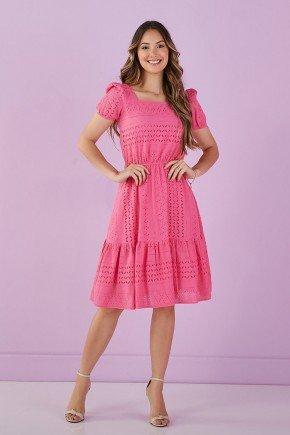 vestido pink em lese angelica tata martello 7