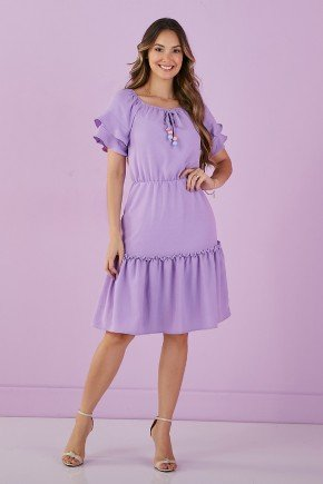 vestido lilas em crepe tata martello 6