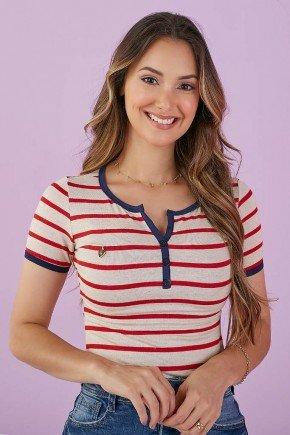 blusa viscolycra vermelha tata martello 5