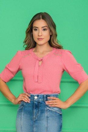 blusa viscose com amarracao nitido jeans 5