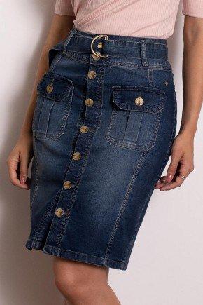 saia jeans com abotoamento frontal via tolentino 8