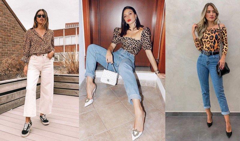 blog calca jeans blusa animal print easy resize com