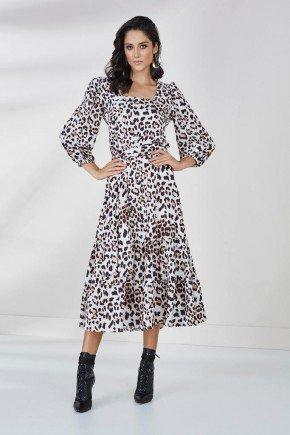 vestido gode estampa animal print thais cloa 1