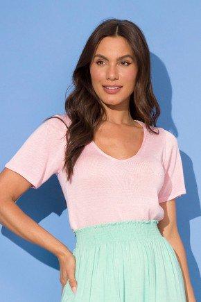 t shirt rosa fio tricot ana paula lekazis 2