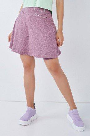 shorts saia roxo alta compressao com bolsos e abertura para fone de ouvido epulari 7