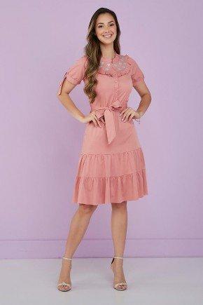 vestido rose detalhe bordado bruna tata martello 1
