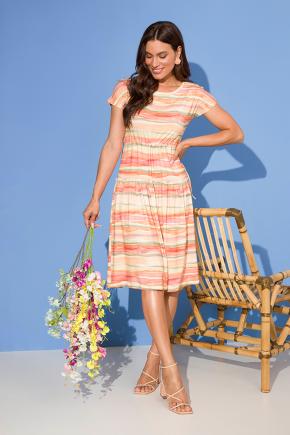 vestido viscolycra listras por sol nilceli1