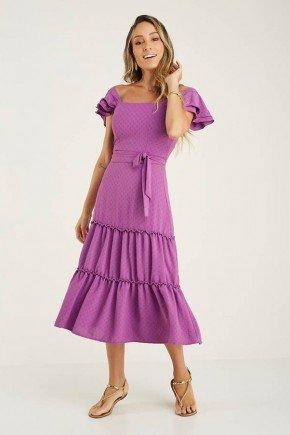 vestido roxo zaira cloa