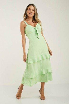 vestido diara verde cloa