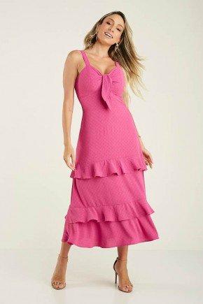 vestido diara rosa cloa